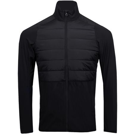 Golf undefined Season Hybrid Jacket Black - 2019 made by J.Lindeberg