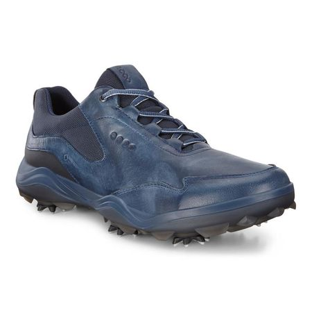 Golf undefined Strike Men's Golf Shoe - Navy made by ECCO