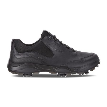Golf undefined Strike Men's Golf Shoe - Black made by ECCO