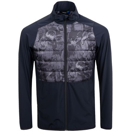 Golf undefined Season Hybrid Jacket Black Sport Camo - 2019 made by J.Lindeberg