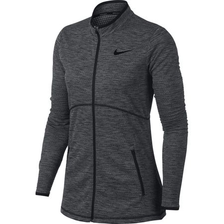 Outerwear Nike Dry 1/2 Zip Golf Jacket Nike Golf Picture