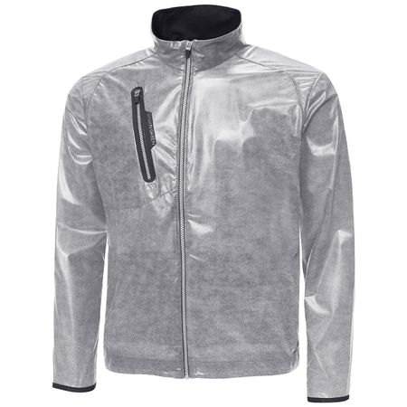 Golf undefined Lloyd Interface-1 Jacket Carbon Silver - SS19 made by Galvin Green