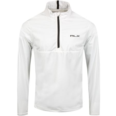 Golf undefined Stratus Half Zip 2.5 Layer Jacket Pure White - SS19 made by Polo Ralph Lauren