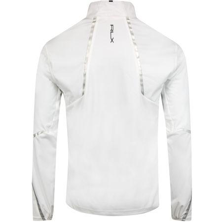 Jacket Stratus Half Zip 2.5 Layer Jacket Pure White - SS19 Polo Ralph Lauren Picture