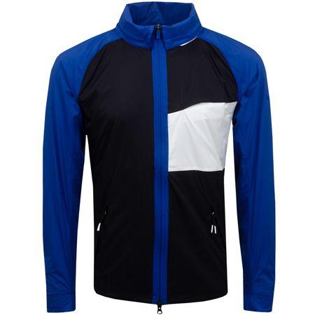 Golf undefined Shield Statement Jacket Black/Indigo Force - SS19 made by Nike