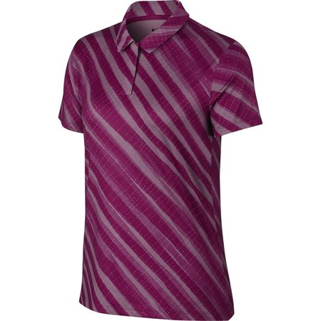 Polo Dri-Fit UV Tonal Stripe Polo Nike Golf Picture