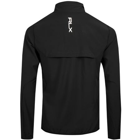 Golf undefined Par Windbreaker Four-Way Stretch Jacket Black - SS19 made by Polo Ralph Lauren