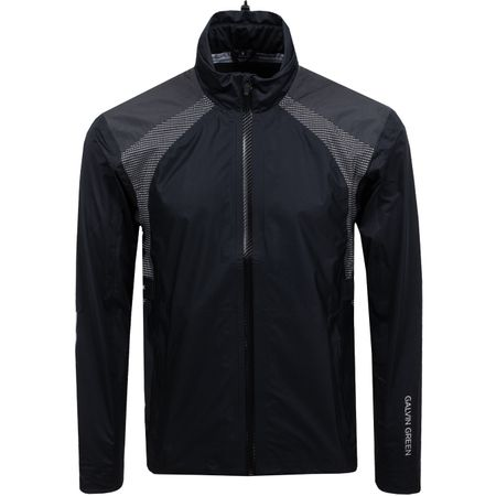 Golf undefined Archie Gore-Tex Stretch Jacket Carbon Black - SS19 made by Galvin Green