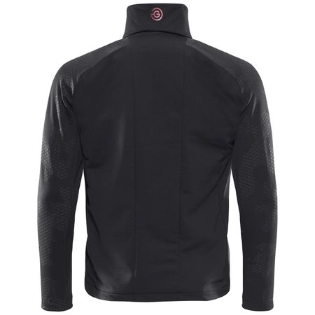 Golf undefined E-Insula Patchwork Jacket Black - AW18 made by Galvin Green