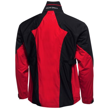 Golf undefined Al Gore-Tex Stretch Jacket Black/Red - 2019 made by Galvin Green