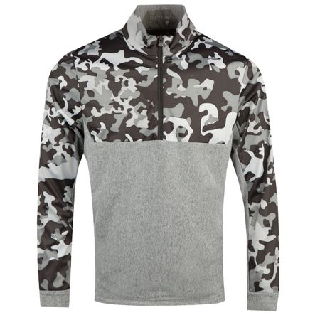 Golf undefined Comanche Half Zip Hybrid Shepherd/Gray Camo - AW18 made by Greyson