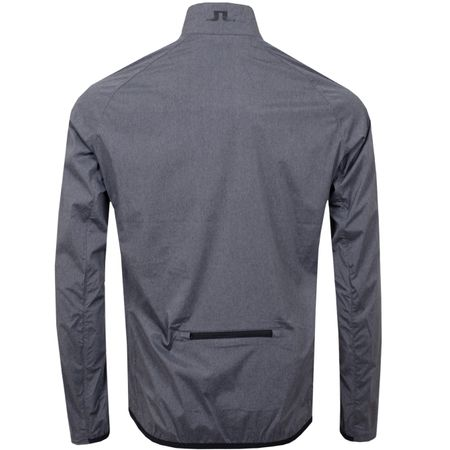 Golf undefined Yoko Trusty Wind Jacket Dark Grey Melange - 2019 made by J.Lindeberg