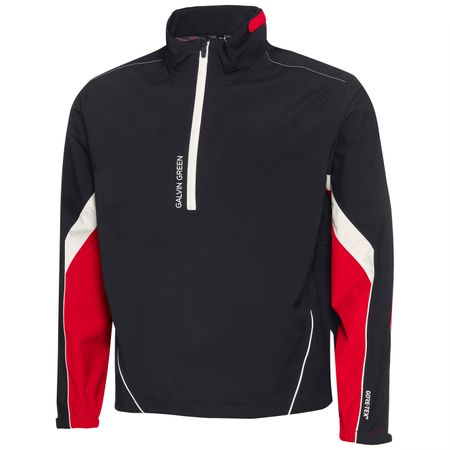 Golf undefined Armando Gore-Tex Paclite Stretch Black/Red - AW18 made by Galvin Green