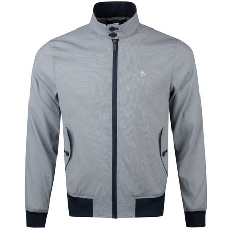 Golf undefined Alpha Harrington Oxford Black Iris - AW18 made by Original Penguin