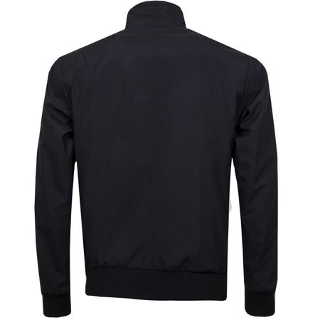 Golf undefined Ben Jacket Matte Nylon Black made by J.Lindeberg
