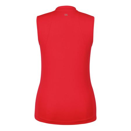 Golf undefined Tail Coral Mesh Jersey Top made by Tail Activewear