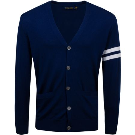 Golf undefined 12G Merino Cardigan French Navy - SS19 made by Polo Ralph Lauren