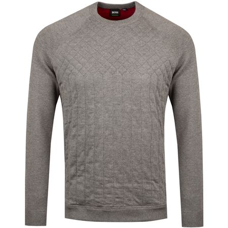 Golf undefined Ronly Medium Grey - AW18 made by BOSS