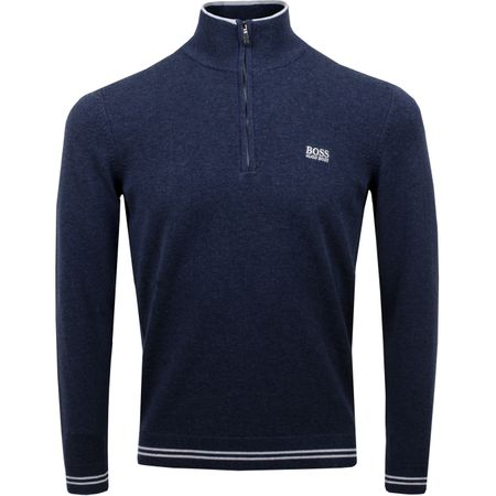Golf undefined Zimex Navy Melange - Pre Spring 19 made by BOSS