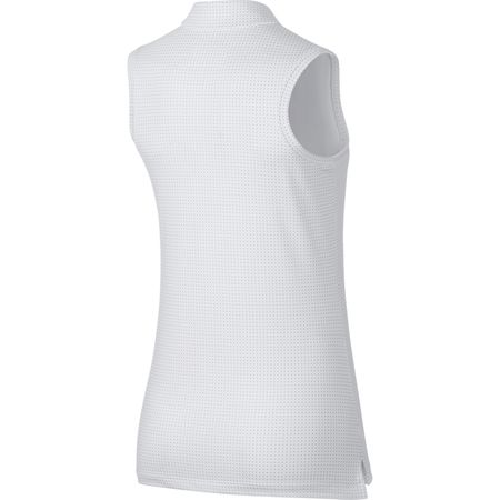 Golf undefined Nike Women's Dry Sleeveless Golf Polo made by Nike Golf