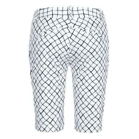Golf undefined 360 by Tail Diamond Print Zip Pocket Short made by Tail Activewear