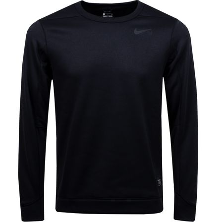 Golf undefined Therma Repel Crew Gym Black/Black - AW18 made by Nike Golf