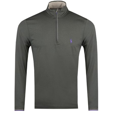 Golf undefined Half Zip Peached Jersey Avery Heather - AW18 made by Polo Ralph Lauren