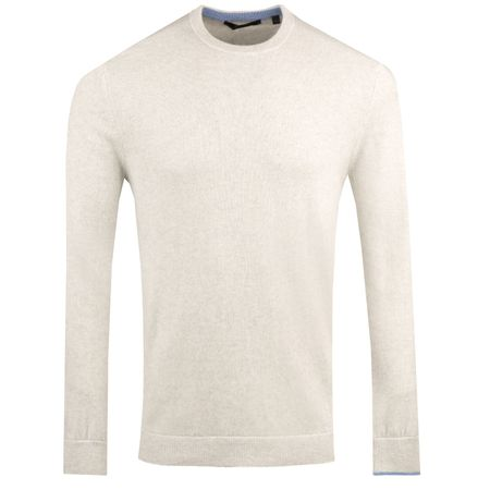 Golf undefined Mohawk Crewneck Sweater Taupe - AW18 made by Greyson