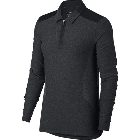 Golf undefined Nike Zonal Cooling Long-Sleeve Golf Polo made by Nike Golf