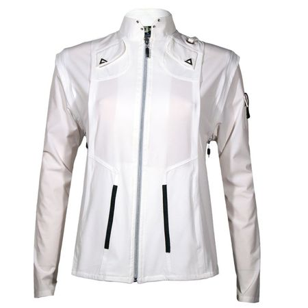 Outerwear Jamie Sadock Jacket w/ Zip Off Sleeves Jamie Sadock Picture
