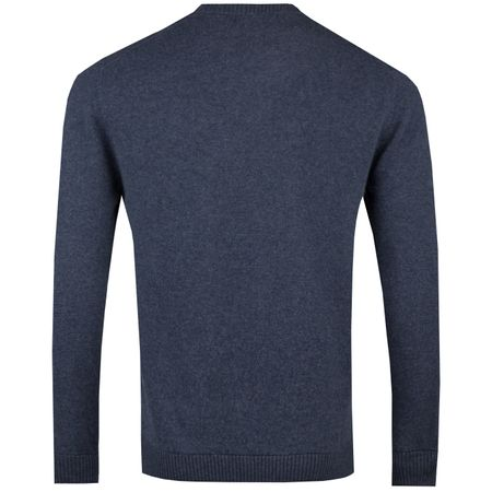 Hoodie G Crewneck Sweater Navy Heather - AW18 Greyson Picture