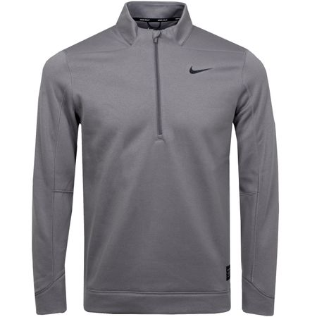 Golf undefined Therma Repel Half Zip Gunsmoke/Black - AW18 made by Nike