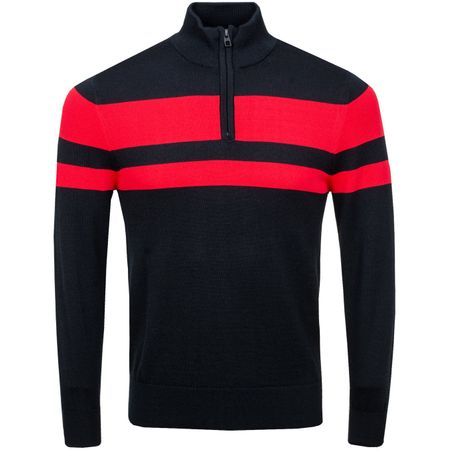 Golf undefined Azim Wool Coolmax Black - AW18 made by J.Lindeberg