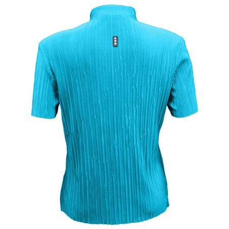 Golf undefined Cyan Group: Short Sleeve Solid Crunch Top made by Jamie Sadock