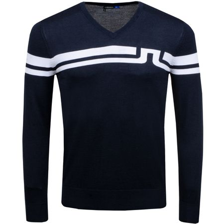 Golf undefined Joel Wool Coolmax JL Navy - AW18 made by J.Lindeberg