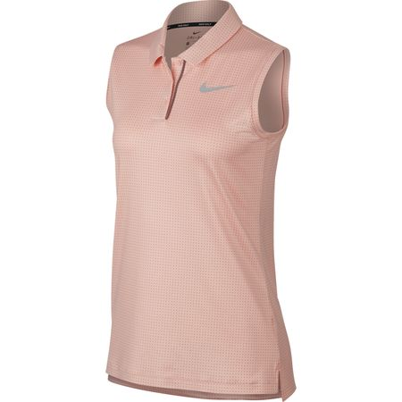 Golf undefined Nike Dry Sleeveless Golf Polo made by Nike
