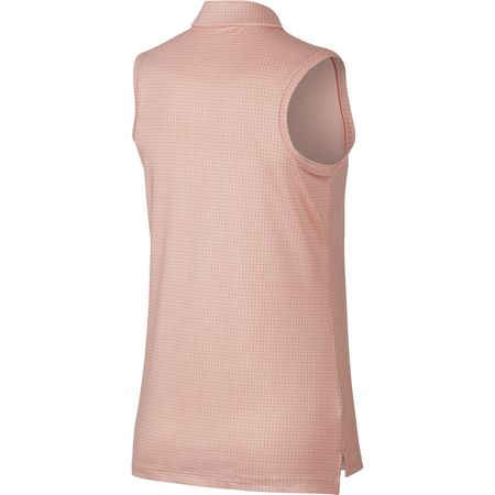 Golf undefined Nike Dry Sleeveless Golf Polo made by Nike Golf
