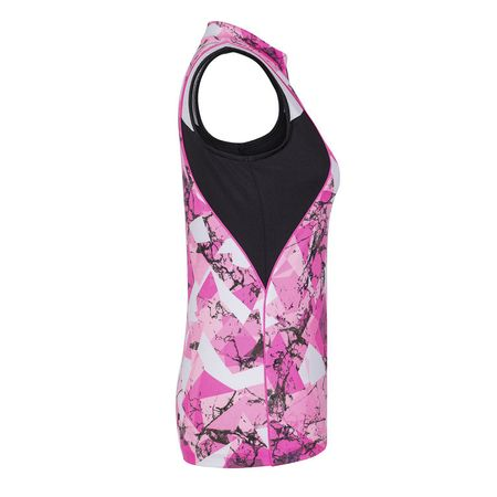 Golf undefined Tail Esther Top - Pieces Print made by Tail Activewear
