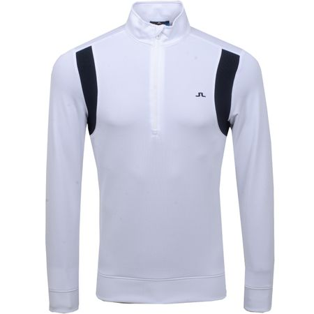 Golf undefined Fox TX Mid Jacket White - SS19 made by J.Lindeberg