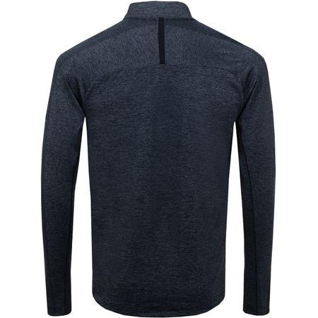 Golf undefined Statement Dry Half Zip Top Black/Dark Grey - SS19 made by Nike