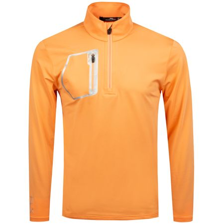 Golf undefined Brushback Tech Jersey Poppy - SS19 made by Polo Ralph Lauren
