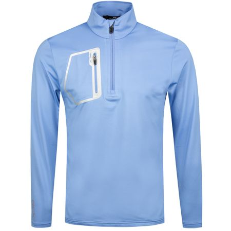 Golf undefined Brushback Tech Jersey Cabana Blue - SS19 made by Polo Ralph Lauren