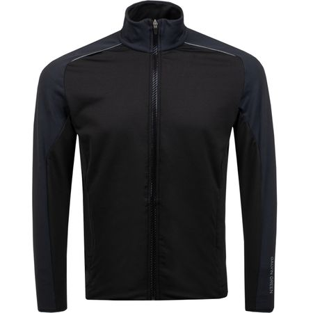 Golf undefined Dave Insula Jacket Carbon Black - SS19 made by Galvin Green