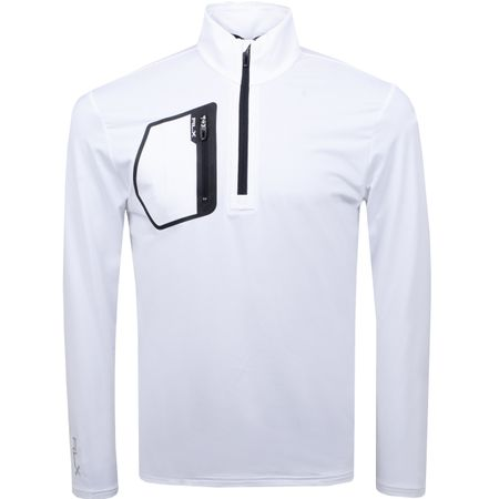 Golf undefined Brushback Tech Jersey Pure White - SS19 made by Polo Ralph Lauren