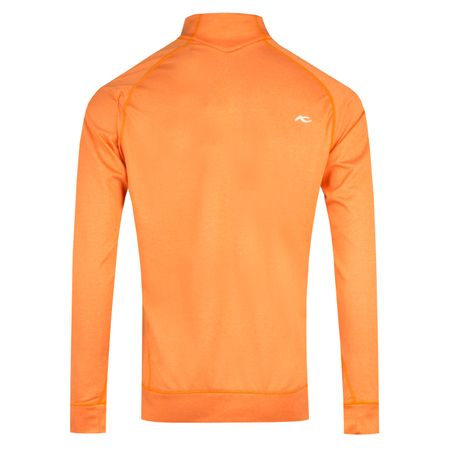 Golf undefined Keano Halfzip Kjus Orange Melange - 2019 made by Kjus