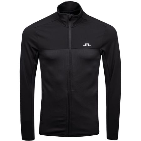 Golf undefined Hubbard Mid Jacket Structured Black - 2019 made by J.Lindeberg