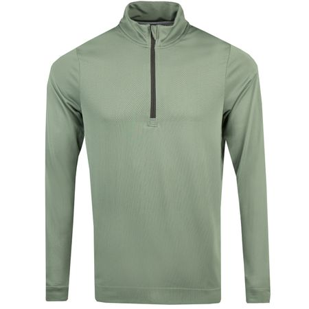 Golf undefined Essential Evoknit Quarter Zip Laurel Wreath - AW18 made by Puma Golf