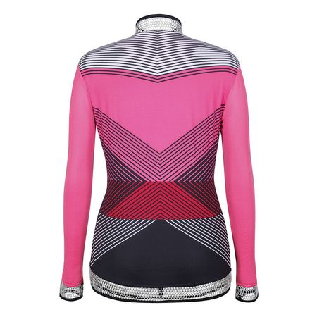 Golf undefined Tail Inbound Print Full-Zip Jacket made by Tail Activewear