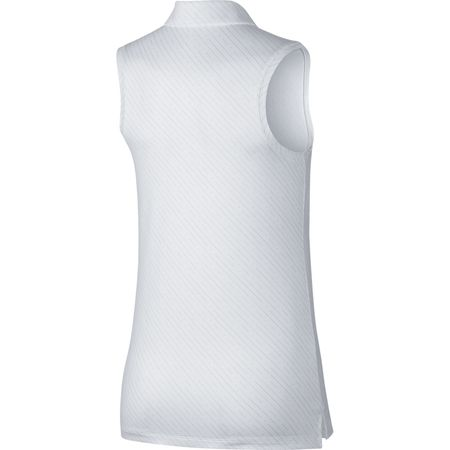 Golf undefined Nike Dry Sleeveless Polo made by Nike Golf