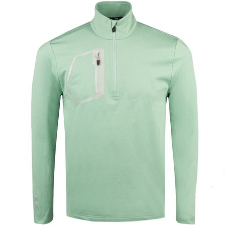 Golf undefined Brushback Tech Jersey Celadon Heather - AW18 made by Polo Ralph Lauren